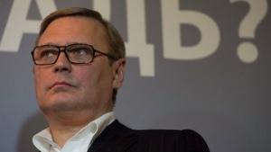 Сопредседатель ПАРНАСа Михаил Касьянов