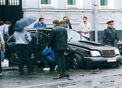 Покушение на Бориса Березовского в 1994 году