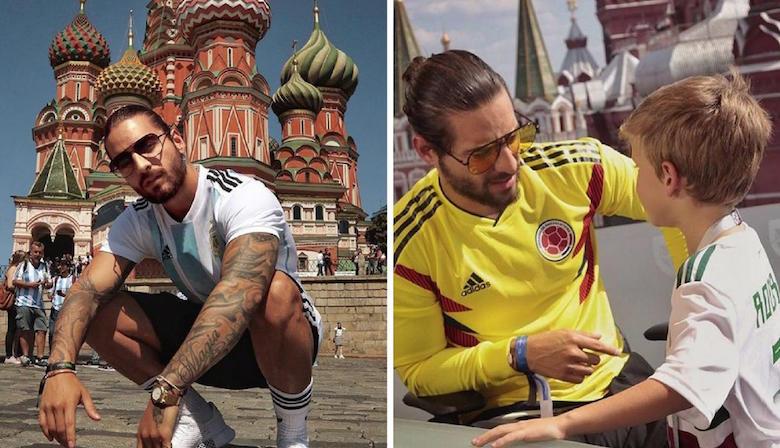 Малума в Москве