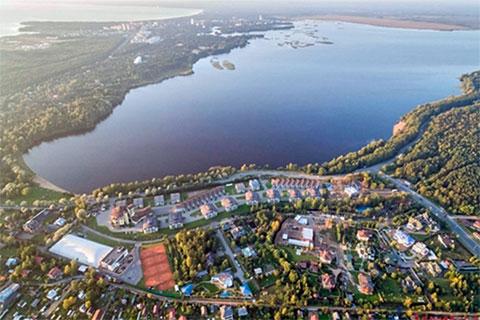 Курортный район Петербурга