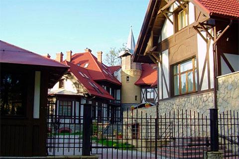 Двухуровневая квартира на территории бывшей дачи инженера Шварца