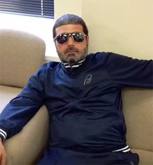 Вор в законе Армен Казарян - Пзо