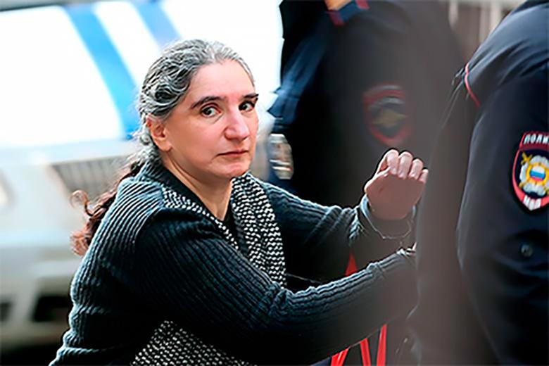 Лариса Маркус