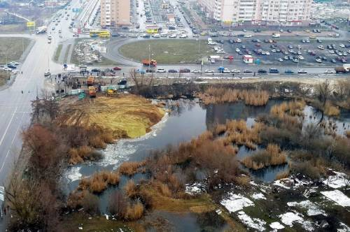 Утиное озеро Непоп