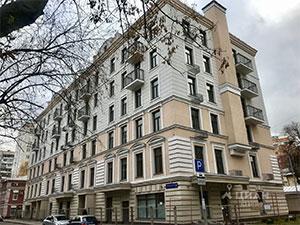 В этом доме находится квартира судьи Шайхутдиновой