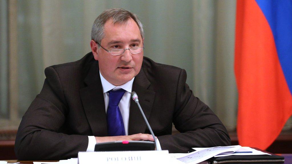 Рогозин усиленно следит за финансами: прямо на глазах — куда-то пропало 760 миллиардов