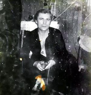 Тимур Ванский в Тулунской тюрьме