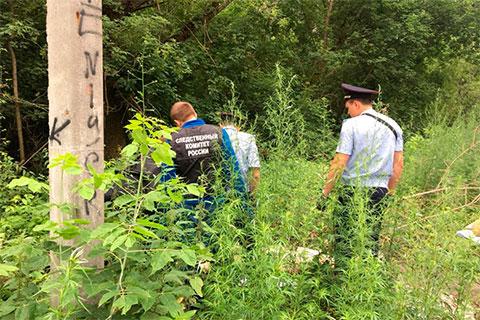 Здесь было обнаружено тело Яшина