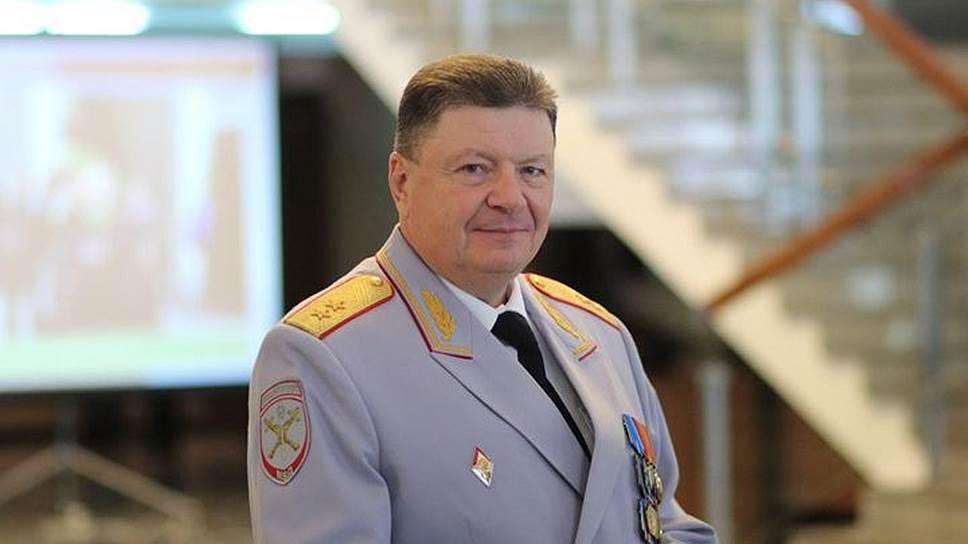 генерал панков николай статс секретарь занимаемые должности