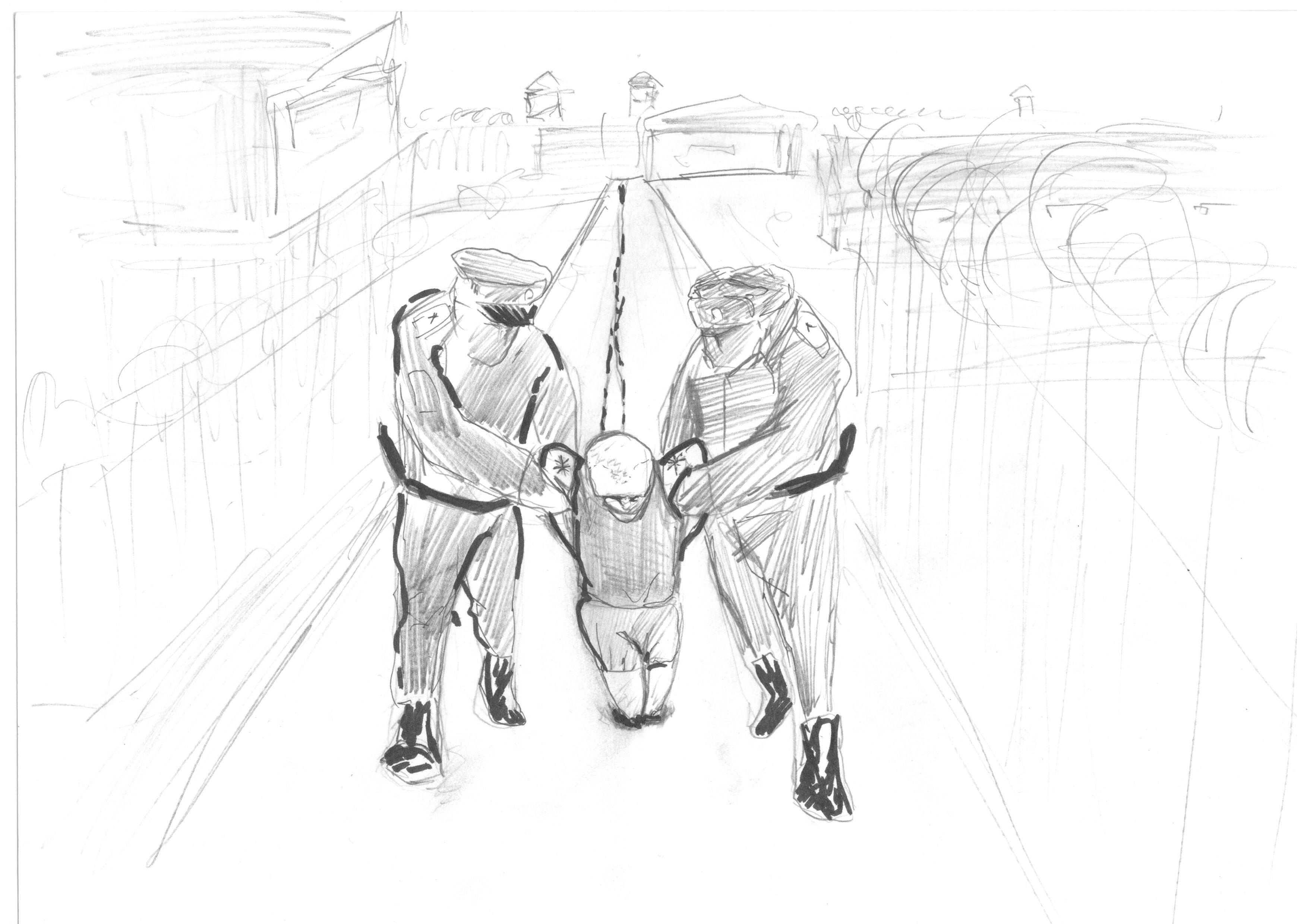Энциклопедия российских пыток (с иллюстрациями Олега Навального)