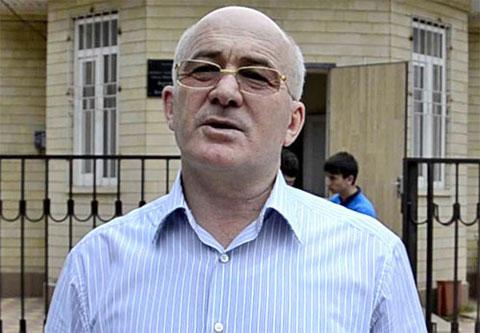 Абдулмеджид Сулейманов