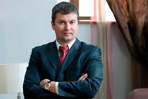 Олег Антошин