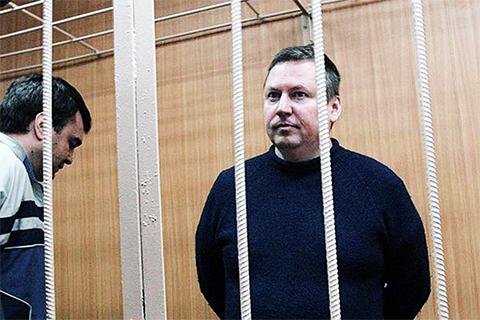 Александр Тугушев в суде
