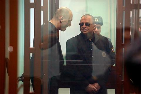 Слева: Валерий Бурыкин и Алексей Чабан