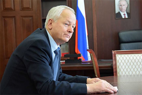 Инвестор застройки на ЮБК — генерал-полковник Владимир Зарицкий