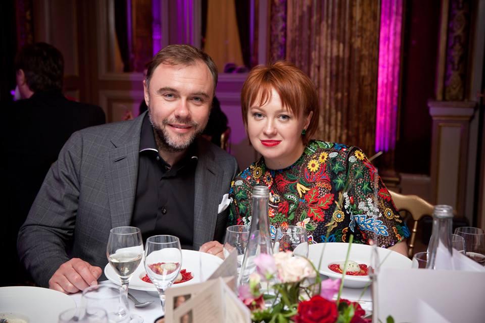 Екатерина Загорий (Котенко) и Глеб Загорий