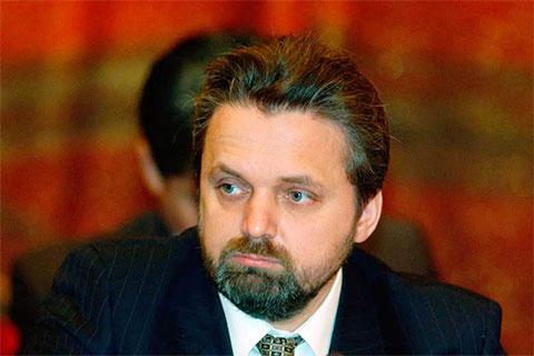 Убитый зампред Центрального банка Андрей Козлов