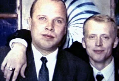 Слева: Дмитрий Рузляев - Дима Большой