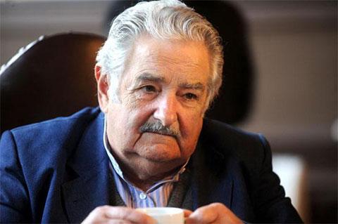 Президент Уругвая Хосе Мухика