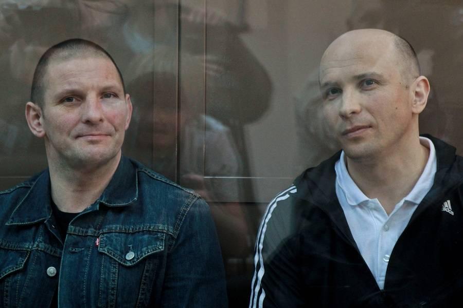Сергей Буторин и Марат Полянский