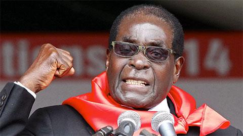 Роберт Мугабе