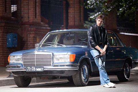 Одна из машин Владимира Высоцкого