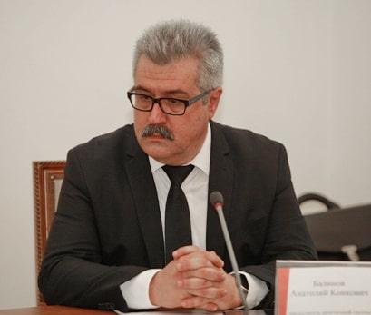 Анатолий Балинов