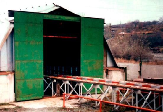 Дзензерсакий поезд