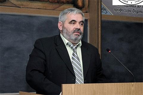 Кандидат экономических наук Александр Владимирович Агибалов