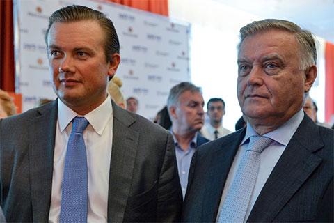 Андрей и Владимир Якунины