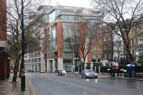 Найтсбридж Роуд 199, дом класса люкс в центре Лондона