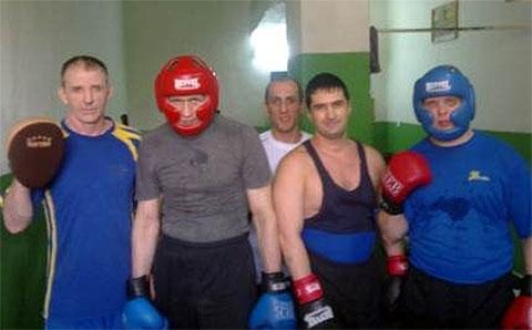 Участники ОПГ Башмаки