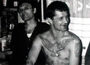 Вор в законе Сергей Бойцов - Боец в Тулунской тюрьме