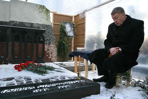 Кто убил Галину Старовойтову? 20 лет спустя заказчика все еще ищут