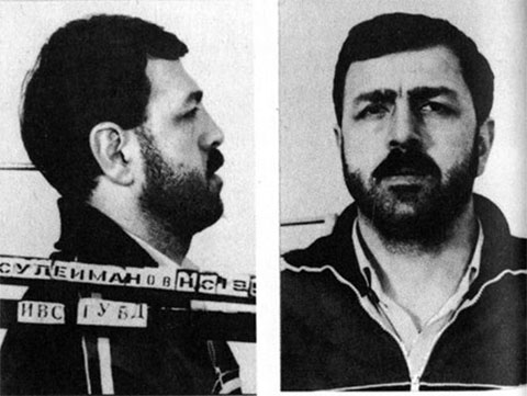 Криминальный авторитет Николай Сулейманов — Хоза
