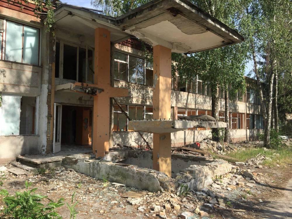 Директор фірми знищив під Києвом дитячий табір-санаторій